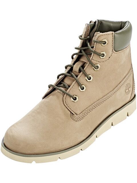 "Timberland Radford Boots Youth 6"" Medium Brown Nubuck"